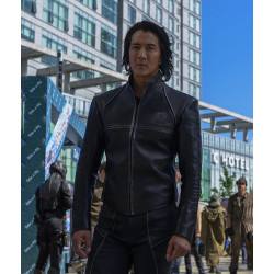 Altered Carbon Season 2 Will Yun Lee Jacket