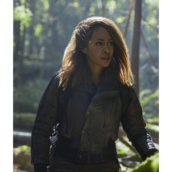 Altered Carbon S02 Trepp Leather Jacket
