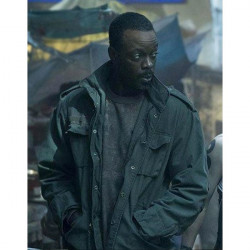 Altered Carbon Vernon Elliot Jacket
