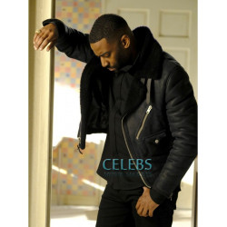 Ashley Thomas 24 Legacy Leather Jacket