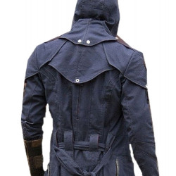Assassins Creed Arono Victor Dornian Unity Coat