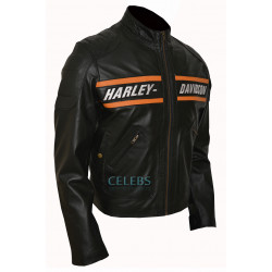 Bill Goldberg Harley Davidson Jacket