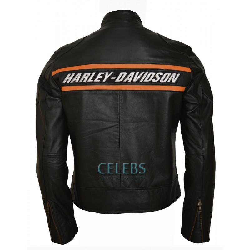 goldberg harley davidson jacket