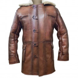 The Dark Knight Rises Bane Tom Hardy Coat