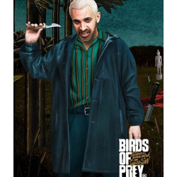 Birds Of Prey Victor Zsasz Coat