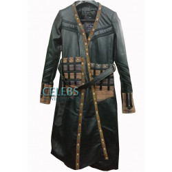 Black Sails S3 Anne Bonny Trench Coat