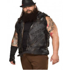 WWE Bray Wyatt Leather Vest