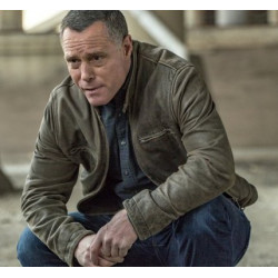 Jason Beghe Chicago PD Jacket