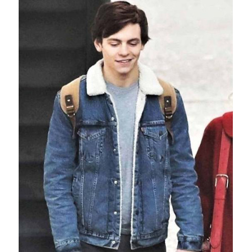 The Chilling Adventures Sabrina Ross Lynch Denim Jacket