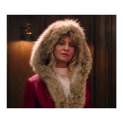 The Christmas Chronicles Goldie Hawn Jacket