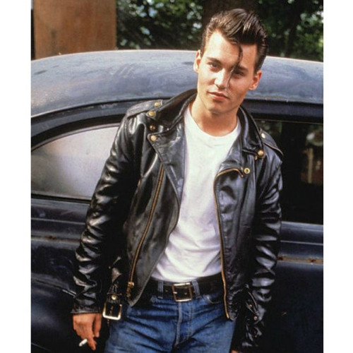 Johnny Depp Cry Baby Jacket