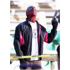 Deadpool 2 Wields A Gun Parachute Jacket