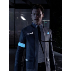 Detroit Become Human Connor RK800 Jacket