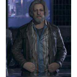 Detroit Become Human Hank Anderson Jacket