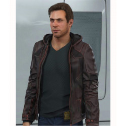Detroit Become Human Gavin Reed Jacket