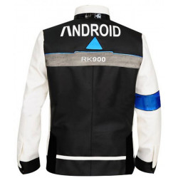 Connor Detroit Become Human RK900 Jacket
