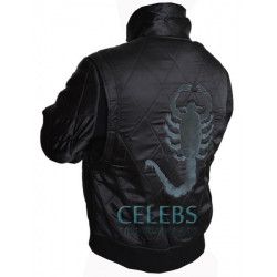 Drive Movie Ryan Gosling Scorpion Jacket
