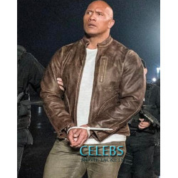 Rampage Movie Dwayne Johnson Jacket