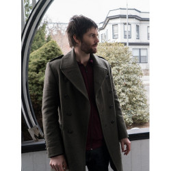 Feed The Beast Jim Sturgess Dion Patras Coat