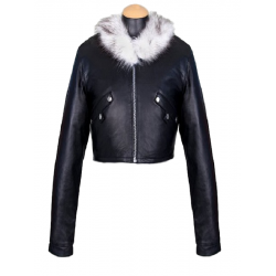 Squall Leonhart Final Fantasy VIII Fur Jacket