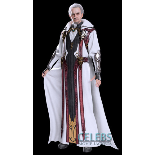 Final Fantasy XV Iedolas Aldercapt White Coat