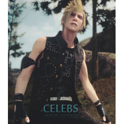 Prompto Argentum Final Fantasy XV Leather Vest