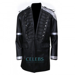 Kingsglaive Final Fantasy XV Aaron Paul (Nyx Ulric) Coat