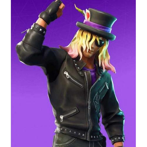 Fortnite Stage Slayer Jacket
