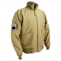 Brad Pitt Fury WW2 Bomber Jacket