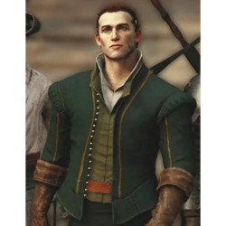 Greedfall Sir De Sardet Jacket