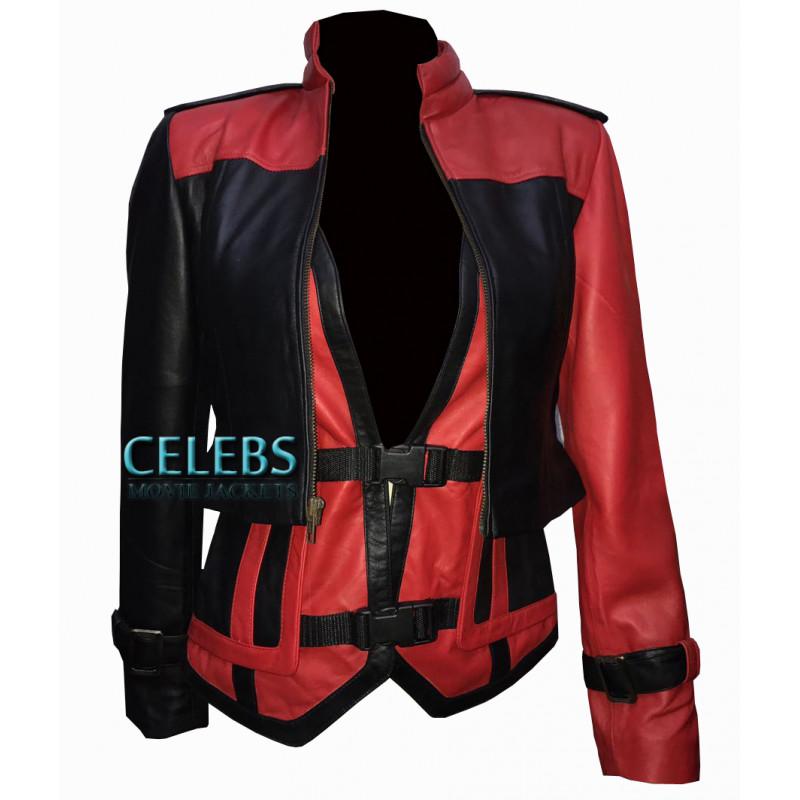 Harley Quinn Injustice 2 Jacket - Celebs Movie Jackets
