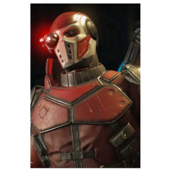 Video Game Injustice 2 Deadshot Jacket