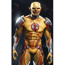 Injustice 2 Reverse Flash Jacket