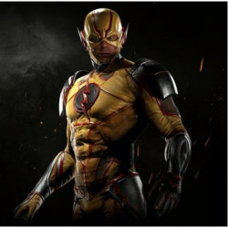 Reverse Flash Injustice 2 Jacket
