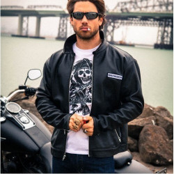 Jax Jackson Teller Sons Of Anarchy Jacket