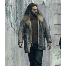 Justice League Arthur Curry Aquaman Jason Momoa Jacket