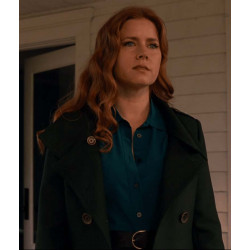 Amy Adams Justice League Lois Lane Coat