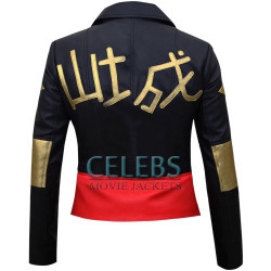 Katana Ladies Jacket From Suicide Squad
