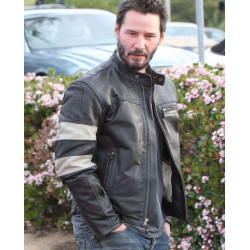 Keanu Reeves Motorcycle Jacket