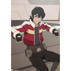 Voltron Legendary Defender Keith Jacket