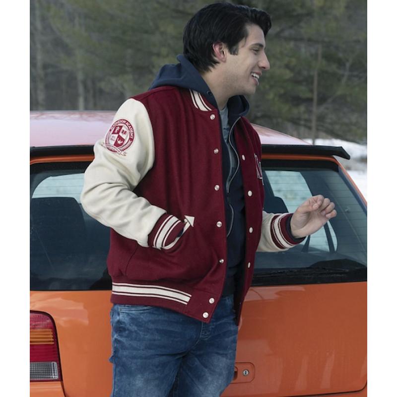 Javi Locke Key Varsity Jacket Celebs Movie Jackets