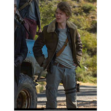 Maze Runner The Death Cure Thomas Brodie Sangster Jacket