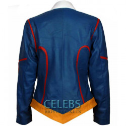 Melissa Benoist Kara Danverse Supergirl Leather Jacket
