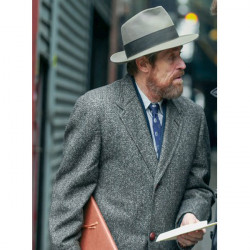 Motherless Brooklyn Willem Dafoe Coat