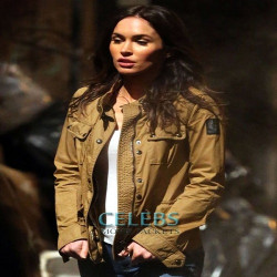 Megan Fox Teenage Mutant Ninja Turtles 2 April Jacket