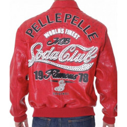 Pelle Pelle Soda Club Leather Jacket