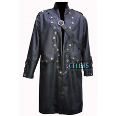 Pirates of the Caribbean 5 Will Turner Leather Coat