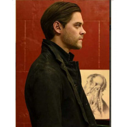 Prodigal Son Malcolm Bright Suede Leather Jacket