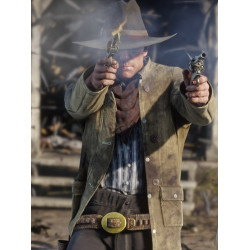 Red Dead Redemption 2 Duster Coat