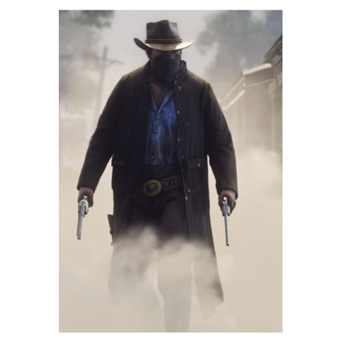 Arthur Morgan Red Dead Redemption 2 Coat